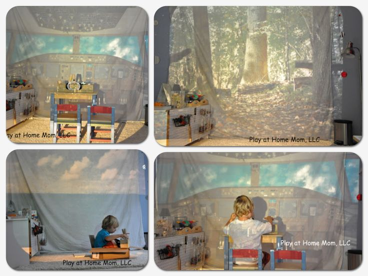 Adventures with an Overhead Projector - for kids