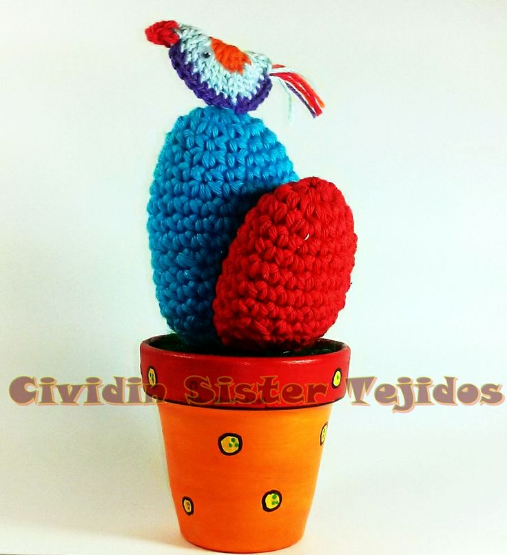 1220 best images about crochet knitt cactus on pinterest for Cactus enanos por mayor