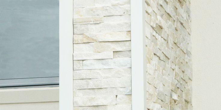 White Quartz #StackedStone #StackedStones 01