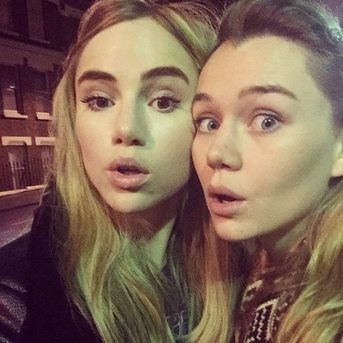 Suki and Immy Waterhouse