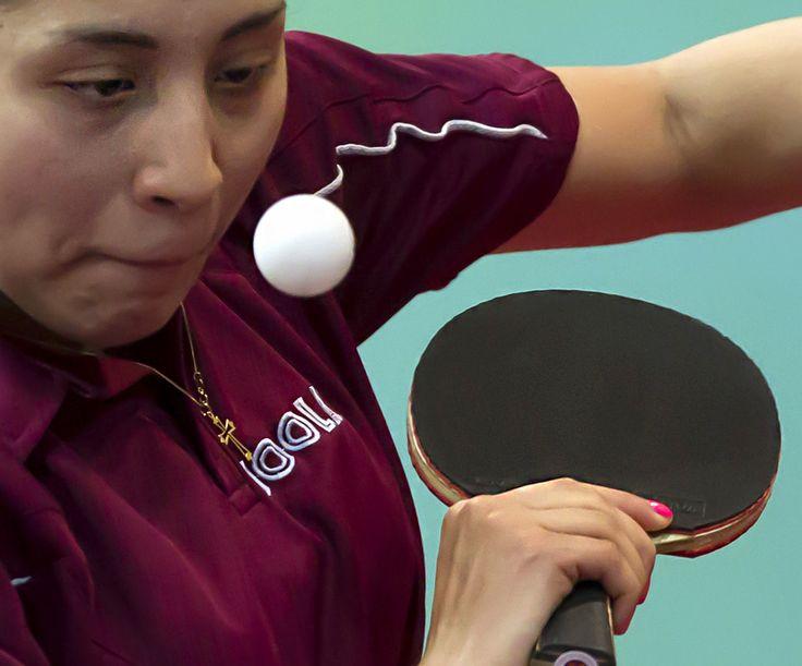 By: Carlos Puche  Venezuela Youth Athletics Sports Games 2013  Juegos Deportivos Nacionales Juveniles 2013 Tenis de Mesa