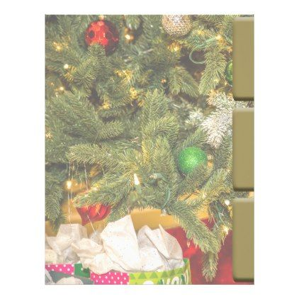 "#Christmas Memories 1.5"" Binder Divider Inserts Letterhead - #office #gifts #giftideas #business"