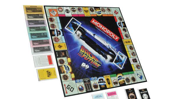 Monopoly di Ritorno al futuro