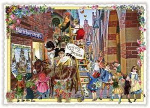 tausendschön postkarten - Bremen