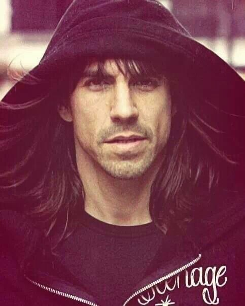 Anthony Kiedis. I will marry him one day.