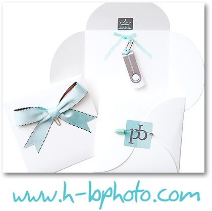 HB Photo Packaging USB giveaway