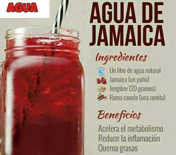 Agua de Jamaica