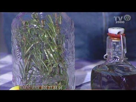 I rimedi naturali di Nonna Marisa. Il rosmarino - YouTube