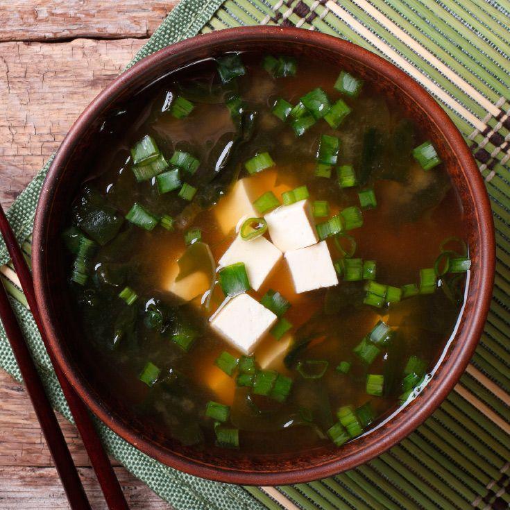 Miso soup - Dr. Axe