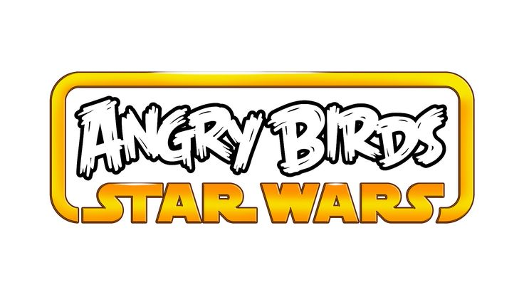 Angry Birds Star Wars Logo 1920x1080 wallpaper