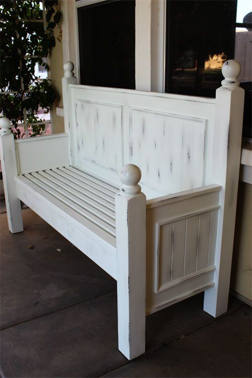 Best 20 Refurbished headboard ideas on Pinterest Old benches