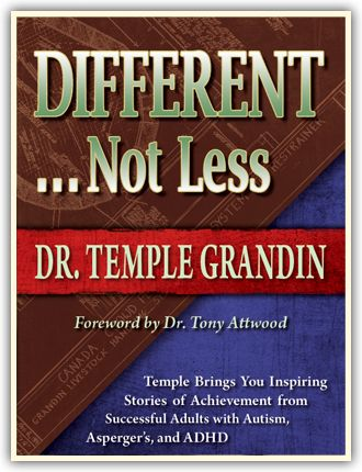 My caseload mainly includes kids with ASD.  I crave any insight into the world of each one.  A colleague informed me that Temple Grandin is speaking at a conference in April. Until then-- I'll be exploring this site + her books.