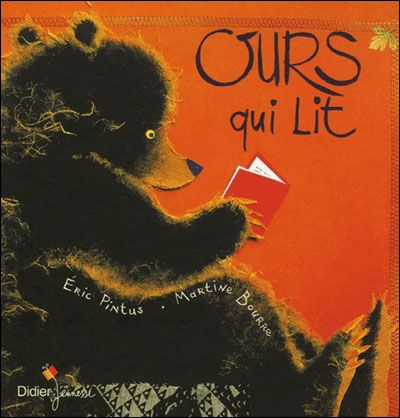 """""""Ours qui Lit"""""""