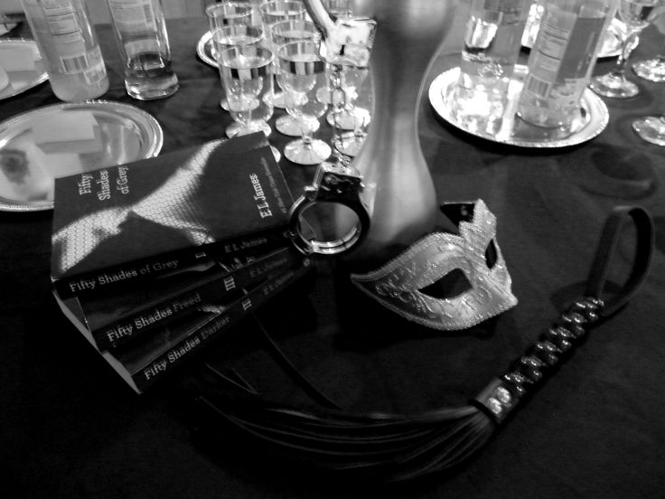 10 best images about fifty shades of grey party on for Cocktail 50 nuances de grey
