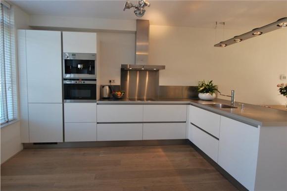 Keuken + lampen