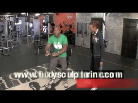 Balance your Body - Master Trainer Dolvett Quince Part 1