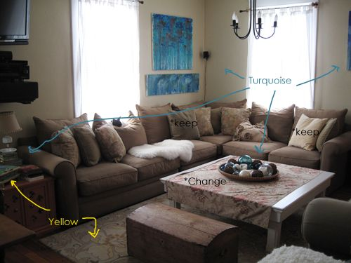 82 best images about inspirao turquesa on pinterest leather couches turquoise living rooms and blue and