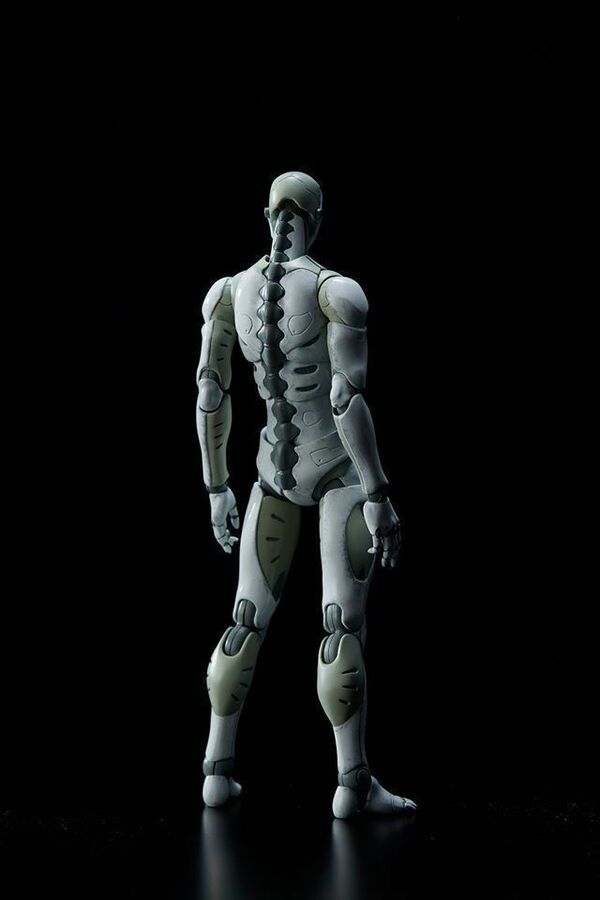 Ib 1//6 Heavy Scale Toa Industries Body Synthetic He Action Figurine Human Figure