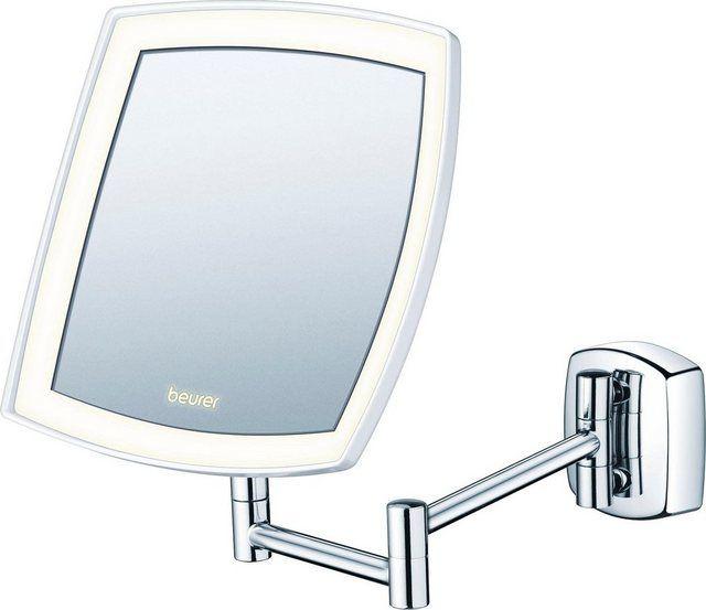Kosmetikspiegel Bs 89 Mt Extra Hellem Led Licht Kosmetikspiegel Led Und Badezimmer Mobel