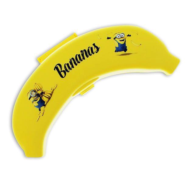 """Despicable Me 2 Frischhaltedose Minions """"Bananas"""". Hier bei www.closeup.de"""