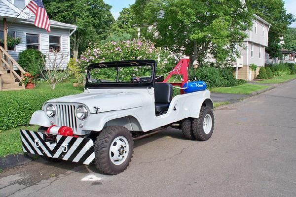 Excellent Jeep CJ6 with tow capability.