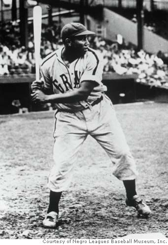 June 3rd 1937, Josh Gibson hit a 580-foot home run in Yankee Stadium, thought by many as the longest home run ever hit in that ballpark and one of the longest home runs hit anywhere. In 17 seasons with the Pittsburgh Crawfords and Homestead Grays, Josh Gibson hit a remarkable 962 home runs. He passed away three months after Jackie Robinson started playing in Major League Baseball and was elected to the National Baseball Hall of Fame in 1972