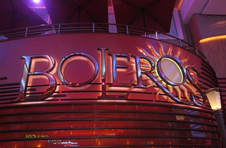Boleros offers live salsa music and dancing nightly