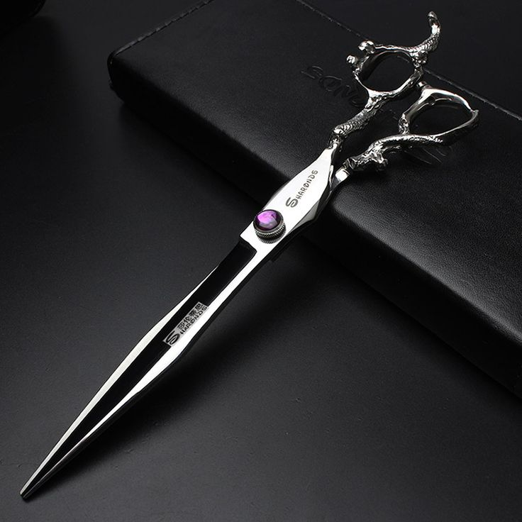 8 Inch Hairdressing Scissors Professional Hair Scissors Barber Shears Hair Cutting High Quality Tijeras