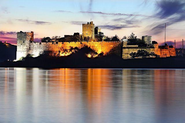 Bodrum Castle | HOME SWEET WORLD