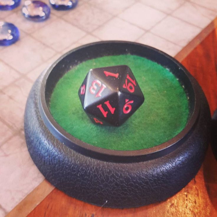 Initiative rolls: the only time it's good to roll a 1 #DnD