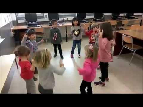 Extracurricular activities in English: LET'S DANCE THE HOKEY POKEY SHAKE! -  YouTube
