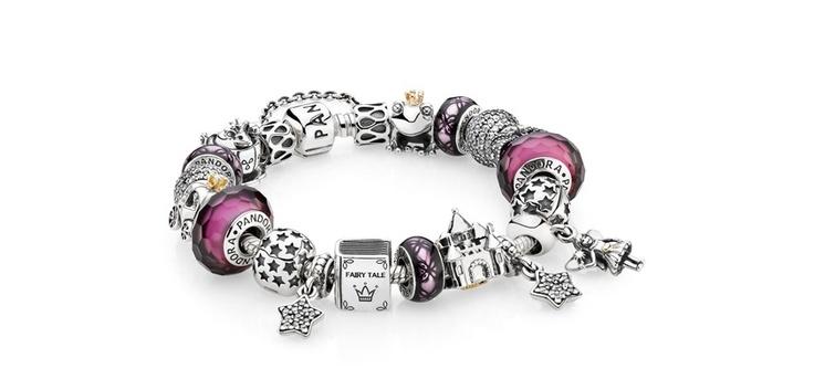 Pandora silver purple pandora jewelry design ideas pinterest