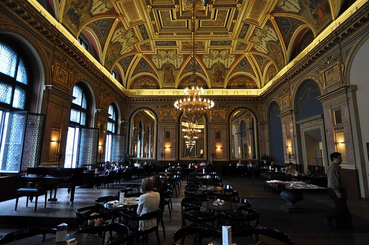 Alexandra Bookcafe - Europes most Beautiful Cafe