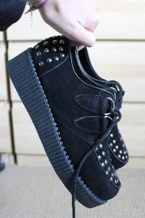 Usaría estos zapatos todos los días por el resto de mi vida, son cómodos y lindos. Creepers shoes