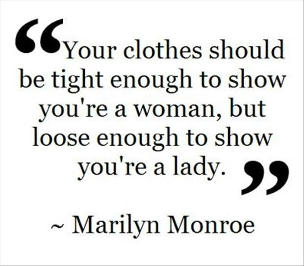 Short Marilyn Monroe Quotes: Favorite Quotes 3
