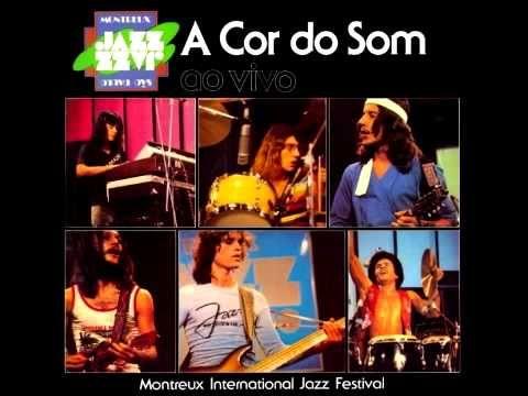 A Cor do Som - ao vivo em Montreux (Album Completo)