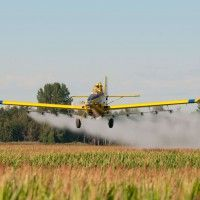Crop dusting near an organic farm. And how the Farm to Consumer Defense Association handled it.
