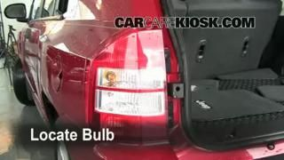 How to Change a Headlight 2007-2013 Jeep Compass -