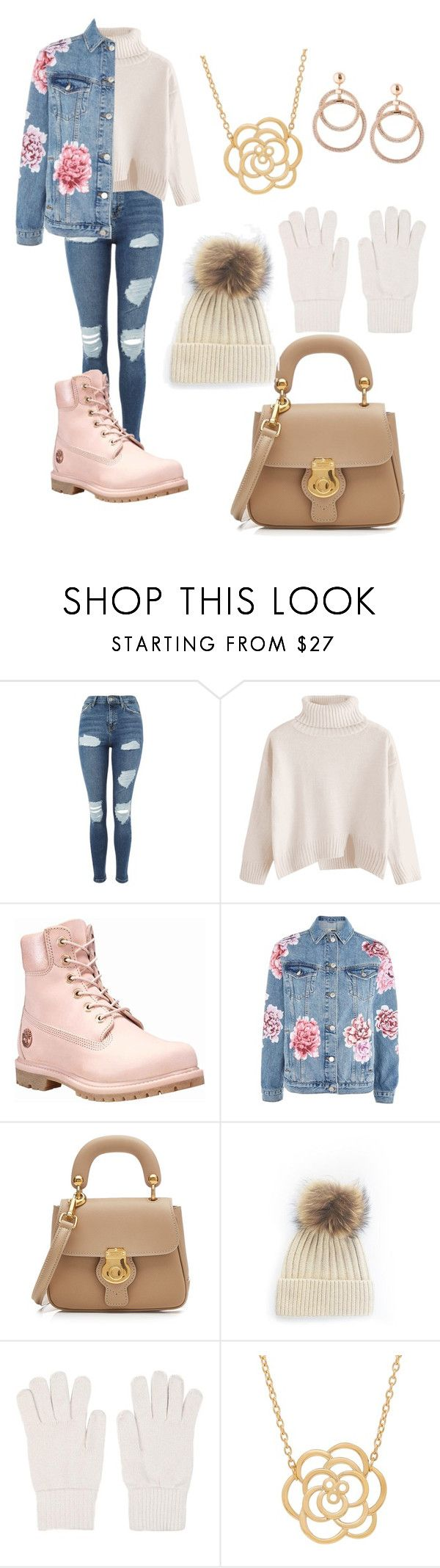 Untitled #23 by lunaandsolis on Polyvore featuring Topshop, Timberland, Burberry, Lord & Taylor and Gentryportofino