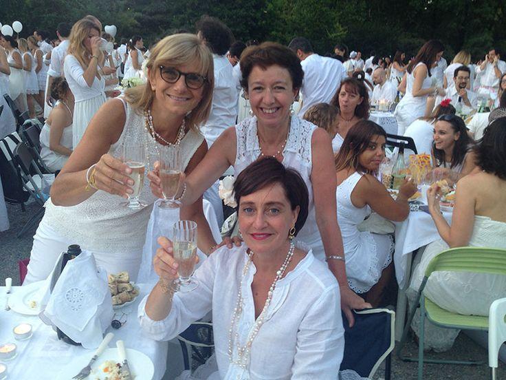 Una occasione irripetibile che neanche gli impressionisti avrebbero potuto immaginare... #raiexpo #expo2015 #milano #cenaconme #we4expo #flashmob