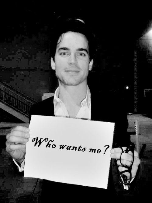 Who doesn't Matt?                                                                                                                                                                                 More