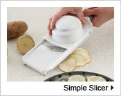 Pampered Chef Simple Slicer! If you don't have one in your kitchen, you need one! Contact me and I'll set you up!
