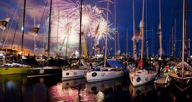 New Years Eve in Hobart, Tasmania