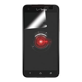 Anti-Scratch Display Protectors (3 Pack) w/screen wipe - HTC Droid DNA