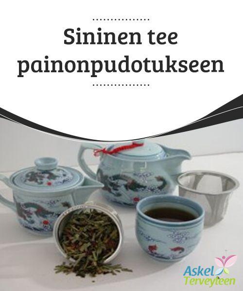 Sininen tee painonpudotukseen   Sininen tee on uusin trendi. Tee tunnetaan myös nimellä Oolong, joka on kiinaa ja tarkoittaa mustaa #lohikäärmettä. Teen #ominaisuuksia on tutkittu ahkerasti ja se näyttääkin olevan erinomainen apu #painonpudotukseen.  #Laihduttaminen