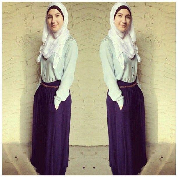 122 Best Images About Hijab Fashion On Pinterest Skirts