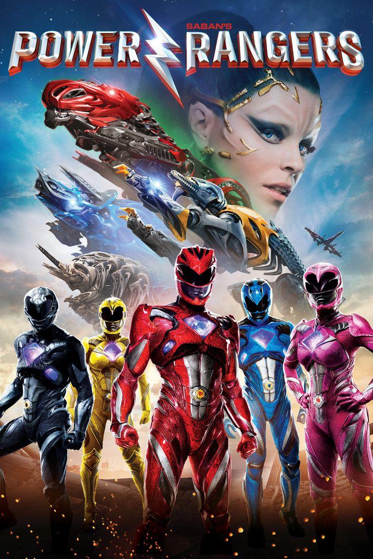 Power Rangers 2017- 30 Agosto, miércoles