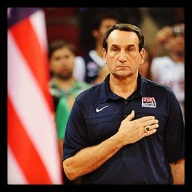 Did you know famous Duke and USA basketball coach, Mike Krzyzewski aka Coach K, is an Army veteran? Coach K is a West Point graduate, played college basketball under Bob Knight, and served five years as an active duty Army officer. Now Coach K is known nation wide for his excellent coaching at Duke University. Now he has two gold medals for coaching USA basketball. Coach K is certainly a leader and has made an impact!