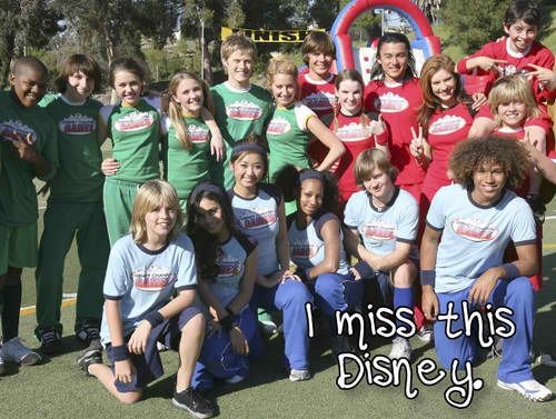 Soooo agree pinner said: really miss the Disney I grew up with- With Lizzie McGuire, Suite Life of Zack and Cody, That's So Raven, Hannah Montana, Suite Life on Deck, Phil of the Future...AND THE DISNEY CHANNEL GAMES! I miss the Disney Channel Games-what ever happened to those?