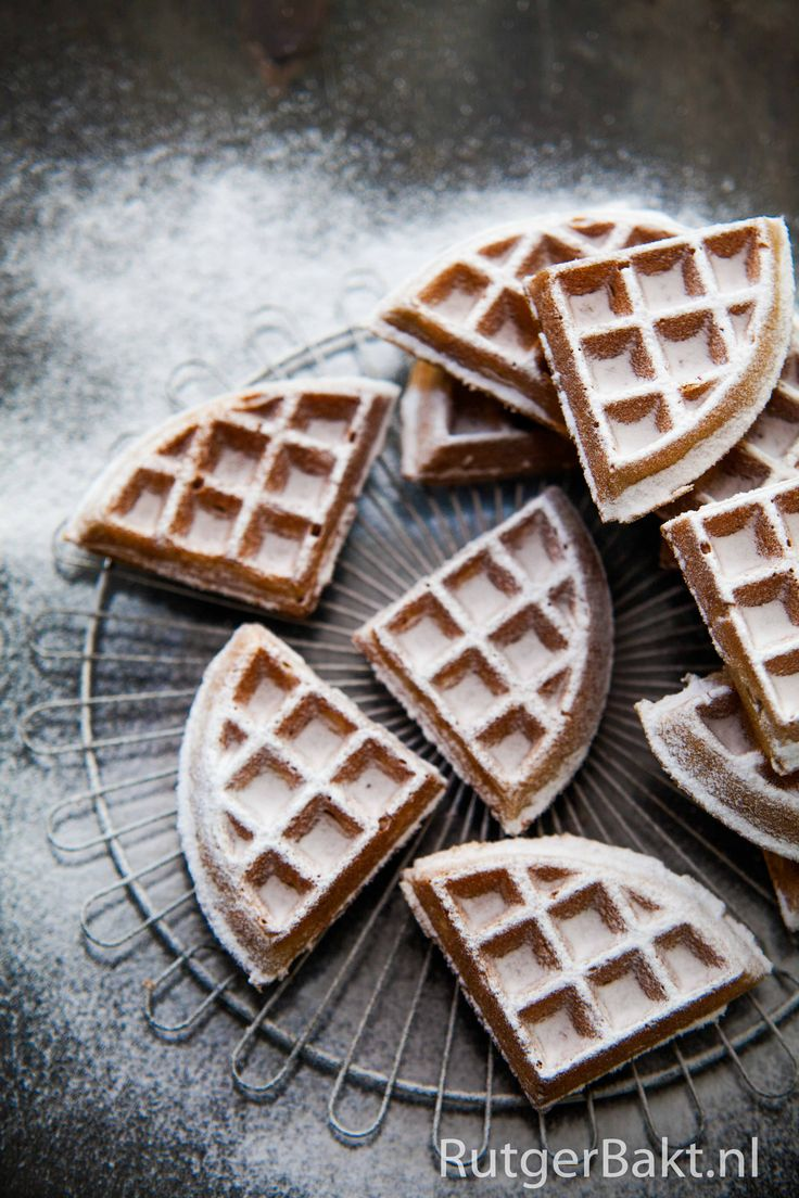 Recept: Oud-Hollandse kermiswafels / Recipe: Dutch waffles